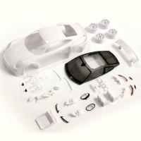 KYOSHO - CARROSSERIE PORSCHE 911 GT3RS MINI-Z (A PEINDRE) MZN180