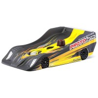 PROTOFORM - PFR18 BODY FOR 1/8TH ON ROAD REGULAR PL1530-40
