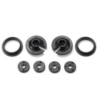 TRAXXAS - SHOCK SPRING RETAINERS (UPPER & LOWER) 3768