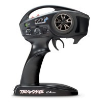 TRAXXAS - TRANSMITTER TQI 2.4 Ghz WIRELESS 2 VOIES 6528