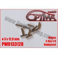 6MIK -GOUPILLES DE CARDANØ3 X 12,8 MM PW0133128