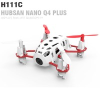 HUBSAN - Q4 NANO PLUS W/720P HD CAMERA H111C