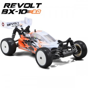HOBBYTECH - REVOLT BX-10 3.0 BUGGY 1/10 RTR ORANGE