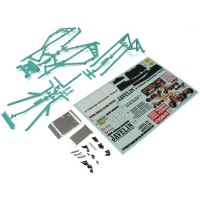 KYOSHO - BODY PARTS/ROLL BAR JAVELIN - PEPPERMINT GREEN OTB247GR