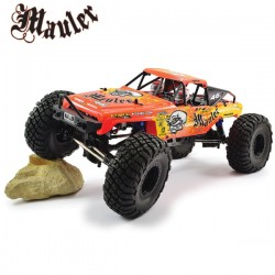 FTX - MAULER 4X4 ROCK CRAWLER ROUGE BRUSHED 1:10 READY-TO-RUN FTX5575R
