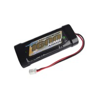 VOLTZ - BATTERIE STICK 6 ELEMENTS 7.2V NIMH 1600MAH W/MICRO CONNECTEUR VZ0050