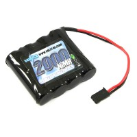 VOLTZ - BATTERIE RECEPTION 4 ELEMENTS 4.8V 2000MAH NIMH VZ0150