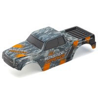 KYOSHO - CARROSSERIE MONSTER TRACKER T2 ORANGE EZB001OR