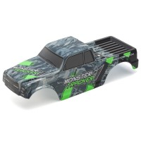 KYOSHO - BODY SHELL MONSTER TRACKER T1 GREEN EZB001G