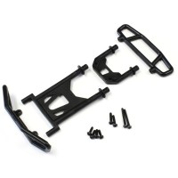 KYOSHO - UPPER BUMPER SET MONSTER TRACKER EZ027