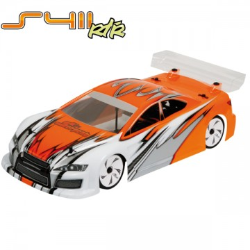 SERPENT - S411 READY TO RACE 1/10 4WD TOURING-CAR SER400007