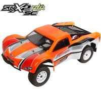 SERPENT - SHORT COURSE SPYDER RTR 1/10 ELECTRIQUE 2WD RM SER500005