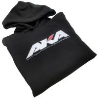 AKA - HOODIE AKA BLACK 2018 - XL - AKA88004XL