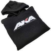 AKA - SWEAT CAPUCHE AKA BLACK 2018 - XL - AKA88004XL