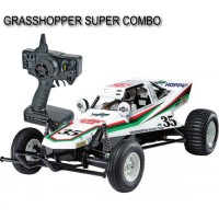 TAMIYA - GRASSHOPPER 1/10 KIT SUPER COMBO 58346L