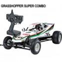 TAMIYA - GRASSHOPPER 1/10 KIT SUPER COMBO 58346L