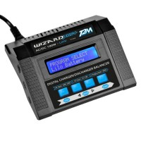T2M - CHARGEUR WIZARD X6S+ 100W-LIHV T1234