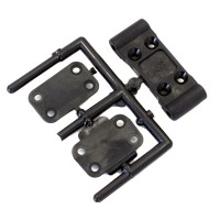 KYOSHO - SUPPORT DE SUSPENSION AVANT TYPE-B RB6 (UM720) UM721