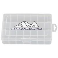 ARROWMAX - BOITE DE RANGEMENT A 21 COMPARTIMENTS EN PLASTIQUE AM199522