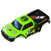 FUNTEK - CAR SHELL GREEN FTK-MT12/001