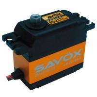 SAVOX - DIGITAL SERVO BRUSHLESS SERVO 25KG / 0,08SEC. 7.4V SB-2274SG