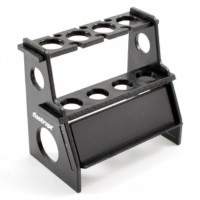 FASTRAX - SHOCK ABSORBER BUILDING STATION - BLACK FAST90SBK