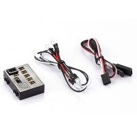 KILLERBODY - SET DE 4 LED AVEC CONTROLEUR 48099
