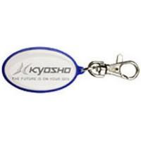 KYOSHO - PORTE-CLE KYOSHO (BLEU) HRN004BL