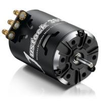 HOBBYWING - XERUN JUSTSTOCK G2 1/10 SENSORED BL MOTOR BLACK- 13.5T 30408005