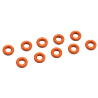 KYOSHO - SILICONE O-RING (P4/ORANGE) (10) ORG04