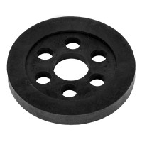 HOBBYTECH - RUBBER WHEEL FOR HTR-001 STARTER BOX HTR-750-008