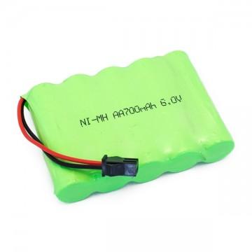 FUNTEK - BATTERY CR4 NI-MH 6.0V 700MAH FTK-MT1802016