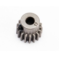 TRAXXAS - GEAR 17-T PINION 0.8 METRIC PITCH FITS 5MM SHAFT/ SET SCREW 5643