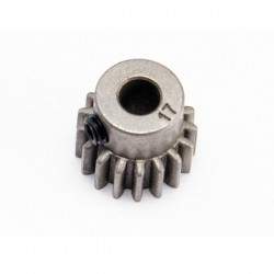 TRAXXAS - GEAR 17-T PINION 0.8 METRIC PITCH FITS 5MM SHAFT/ SET SCREW 5643