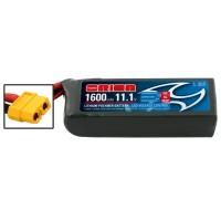 TEAM ORION - RACING DRONE LIPO 3S-1600-11.1V-75C XT60 ORI60239