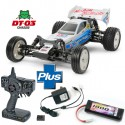 TAMIYA - LOT NEO FIGHTER BUGGY KIT DT-03 58587L