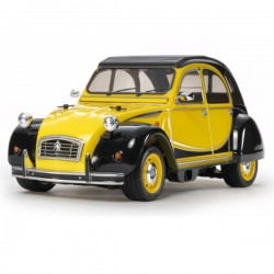 TAMIYA - KIT M-05 CITROËN 2CV CHARLESTON 58655