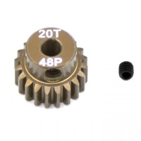 ARROWMAX - PINION GEAR 48P 20T 7075 HARD AM348020