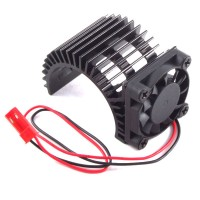 FASTRAX - ALUMINIUM MOTOR HEATSINK FAN UNIT (FAN ON SIDE) FAST36-4