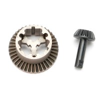 TRAXXAS - RING GEAR DIFFERENTIAL/ PINION GEAR DIFFERENTIAL 7079