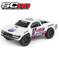 TEAM ASSOCIATED - AE QUALIFIER SERIES SC28 1:28 SC TRUCK LUCAS OIL EDITION RTR AS20150