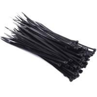 FASTRAX - BLACK TIE WRAPS (100) FAST186