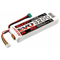 MULTIPLEX - ROXXY EVO LIPO 3S - 3200M 30C WITH BID-CHIP 1-00482