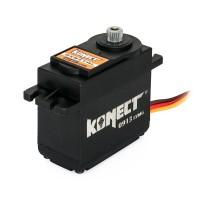 KONECT - SERVO DIGITAL 9KG 0.13S PIGNONS METAL KN-0913LVMG