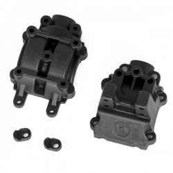 HOBBYTECH - PINION DIFF F/R GEARBOX COMPLETY SET FOR SL REV-SL047