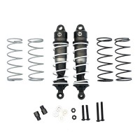 HOBBYTECH - FULLY ALUM ADJUSTABLE SHOCKS 85MM + 3 SPRINGS SET HT-570710