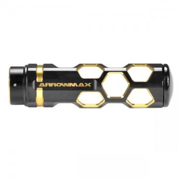 ARROWMAX - OUTIL DE REGLAGE DE TENSION MANCHE NID D'ABEILLE BLACK GOLD AM490030BG