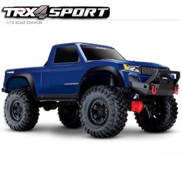 TRAXXAS - TRX-4 SPORT TQI RTR 82024-4
