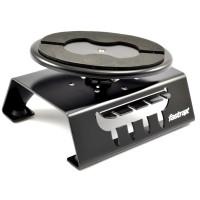 FASTRAX - BLACK ALUM LOCKING ROTATING CAR MAINTENANCE STAND W/MAGNET FAST407BK