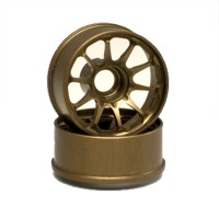 ROUTE 246 - CE28N WHEELS NARROW 0.5 OFFSET BRONZE (2) R246-1511